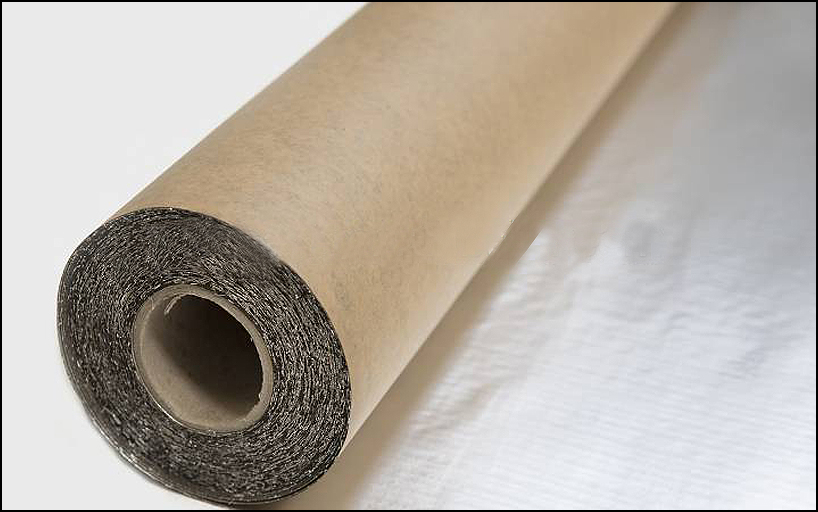 Foil Faced Craft Paper For Insulation R K Laminators